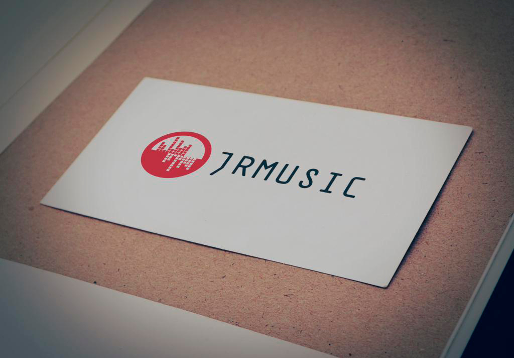 Logo JR Music